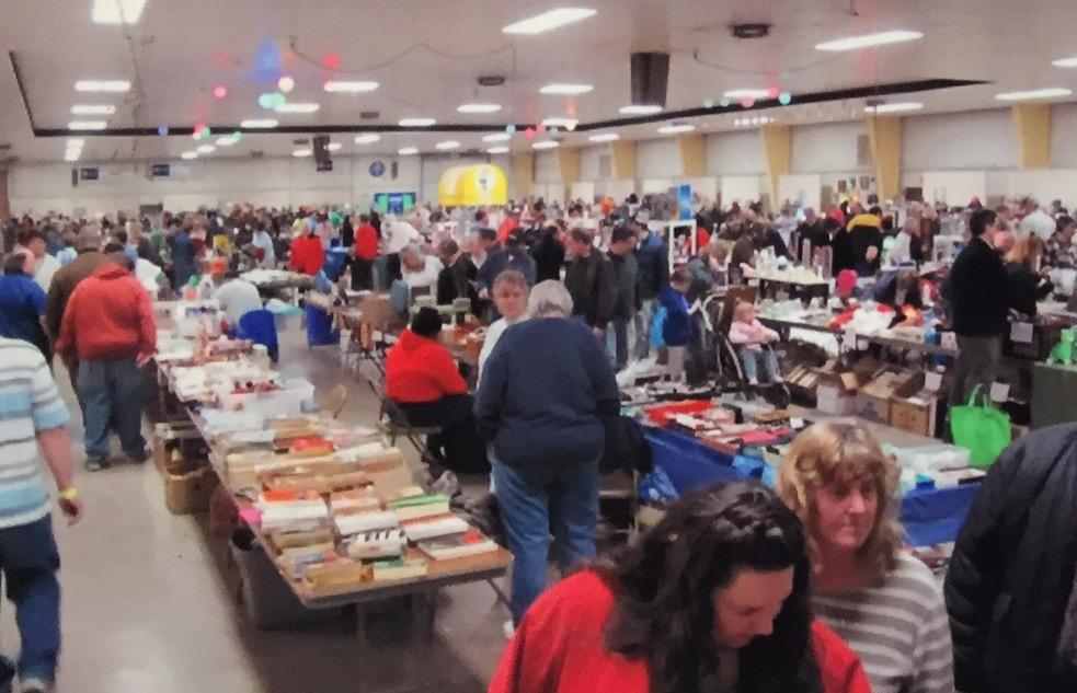 Belleville Fairgrounds Craft Show
