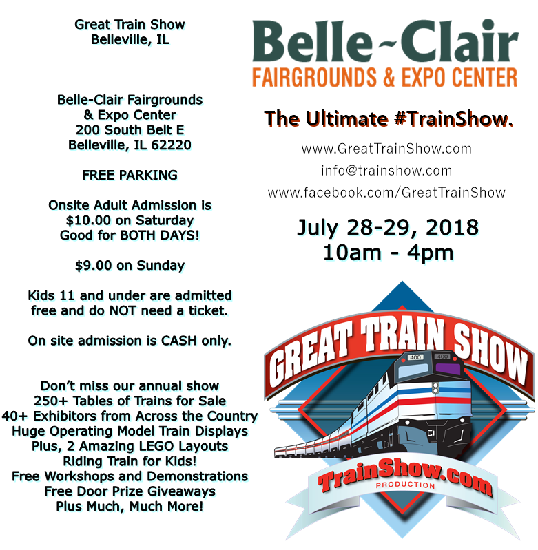 Ultimate Train Show