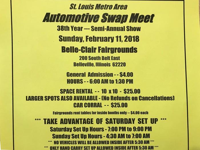 Belle Clair Fairgrounds Craft Show